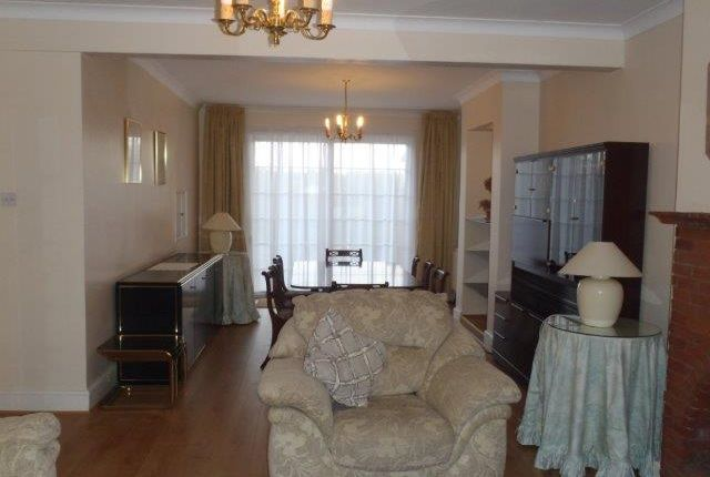 Thumbnail Semi-detached house to rent in Cissbury Ring South, London N12, North Finchley,