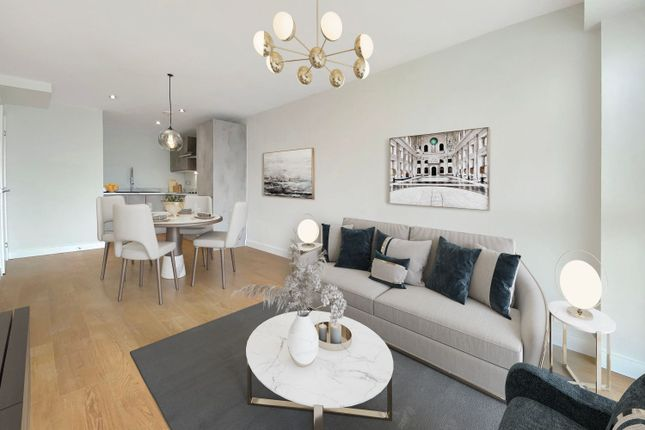 Thumbnail Flat for sale in Snig Hill, Sheffield