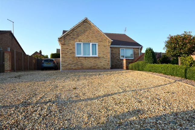 Thumbnail Detached bungalow for sale in Ixworth Close, Eye, Peterborough