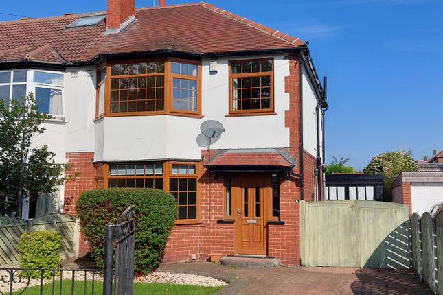 3 bed semi-detached house for sale in Brian Crescent, Leeds LS15