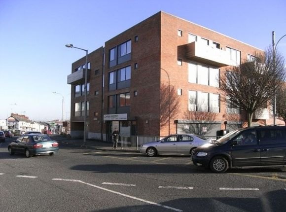 Thumbnail Flat to rent in Manor House, 49 Longstone Street, Lisburn