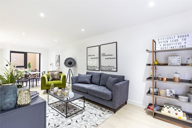 Thumbnail Flat for sale in Duplex 3, 57 Blackhorse Road, Walthamstow, London