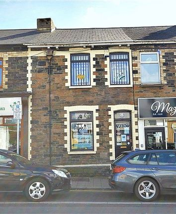 Thumbnail Commercial property for sale in Commercial Street, Pontnewydd, Cwmbran