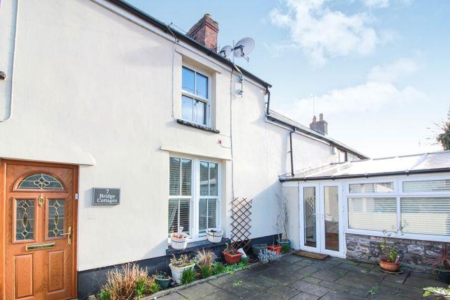Thumbnail Terraced house for sale in Merthyr Road, Llanfoist, Abergavenny