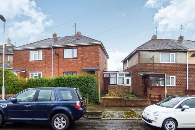 Thumbnail Semi-detached house to rent in Sycamore Avenue, Guidepost, Choppington