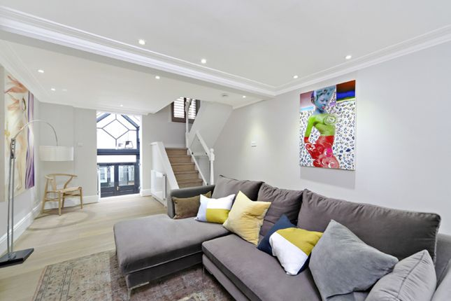 Thumbnail Terraced house for sale in Kinnerton Street, London