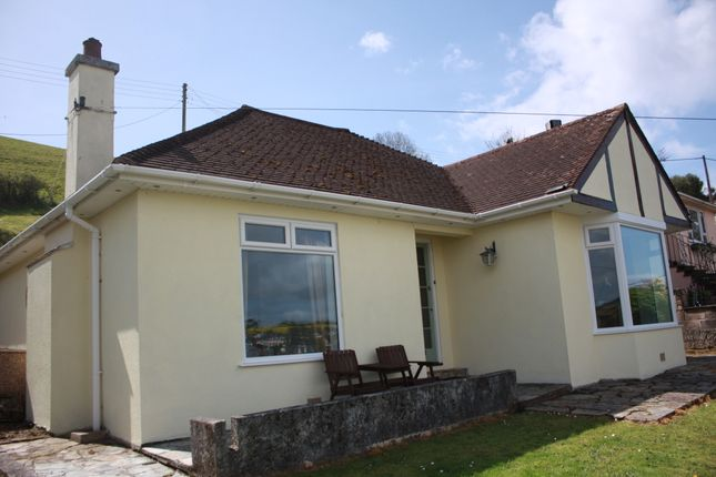 3 bed detached bungalow for sale in Stoke Road, Noss Mayo, South Devon