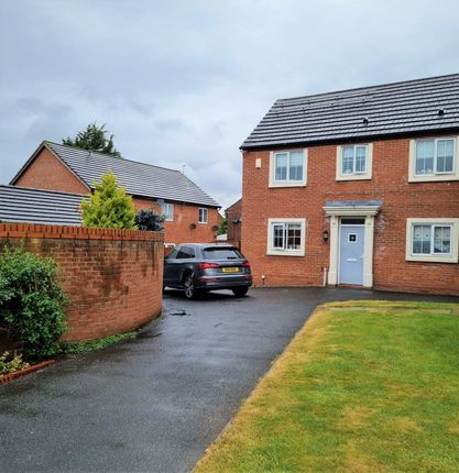 Thumbnail Detached house for sale in Yoxall Drive, Kirkby, Merseyside