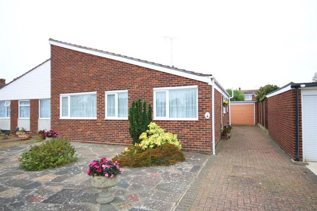 Thumbnail Semi-detached bungalow for sale in Rochford Way, Walton On The Naze
