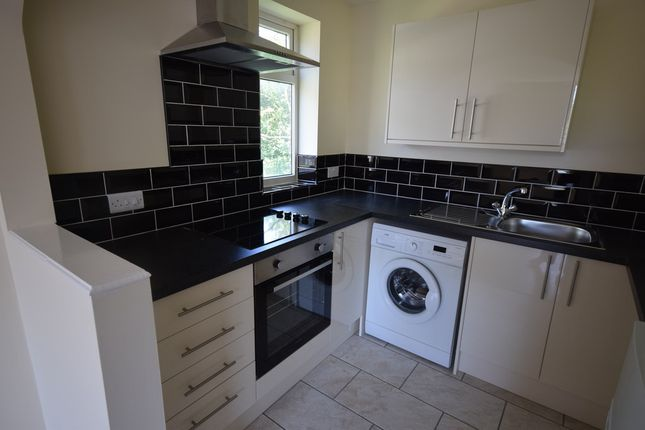 Thumbnail Flat to rent in Northcote Place, Newcastle-Under-Lyme