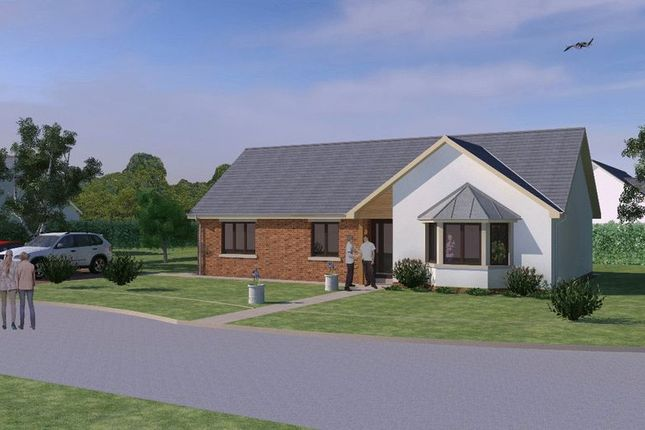 Thumbnail Bungalow for sale in Howford, Mauchline