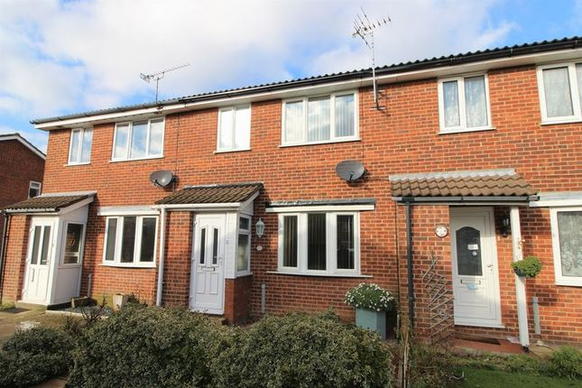 Thumbnail Terraced house for sale in Pine Way, Folkestone
