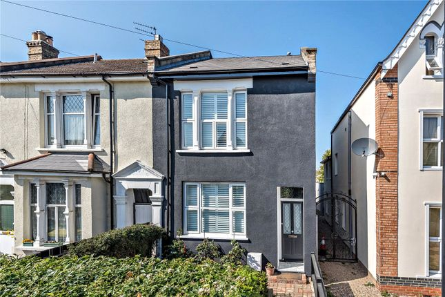 Thumbnail Semi-detached house for sale in Whittington Road, Wood Green, London
