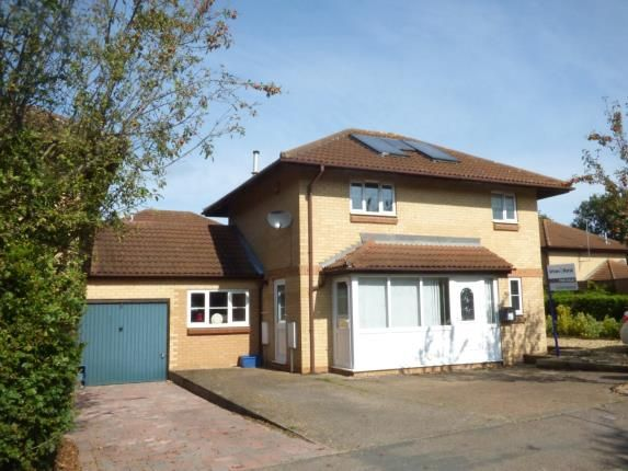 Thumbnail 3 bed detached house for sale in Goodwood, Great Holm, Milton Keynes, Bucks