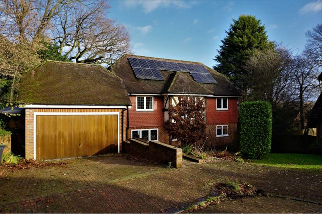 Thumbnail Detached house to rent in Burston Gardens, East Grinstead