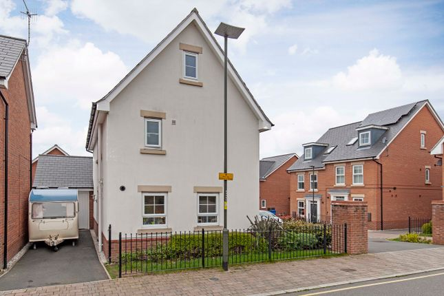 Dside External of Spire Heights, Chesterfield S40