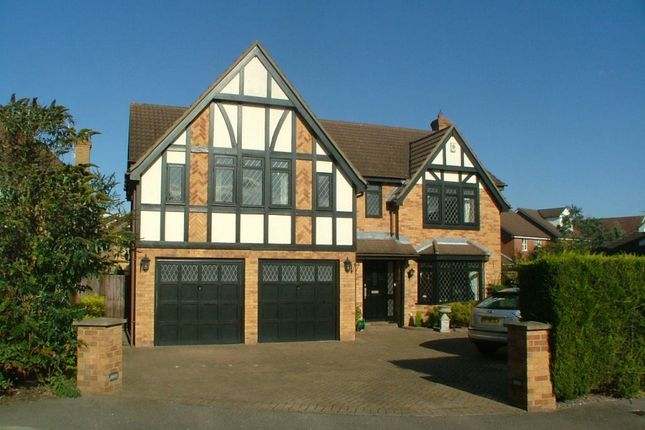 Thumbnail Property to rent in Ashworth Place, Harlow, Essex