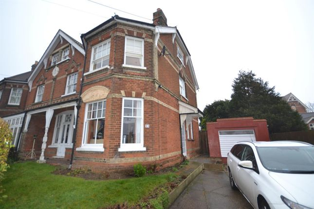 Thumbnail Property for sale in Princes Road, Felixstowe