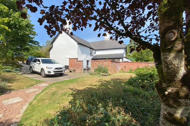 Thumbnail Detached house for sale in Cheriton Bishop, Exeter