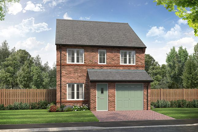 """4 bed detached house for sale in """"Larson"""" at Holly Drive, Cottam, Preston PR4"""