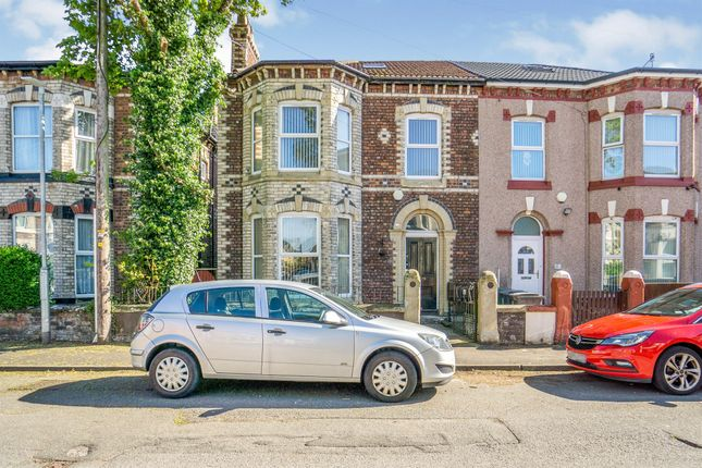 Thumbnail End terrace house for sale in Hampden Road, Tranmere, Birkenhead