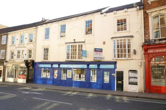 Office to let in 25 Micklegate, York, North Yorkshire