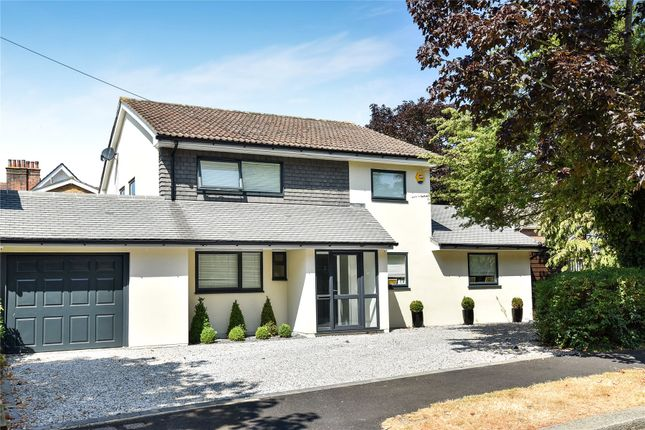Thumbnail Detached house for sale in Highfield Road, Bromley