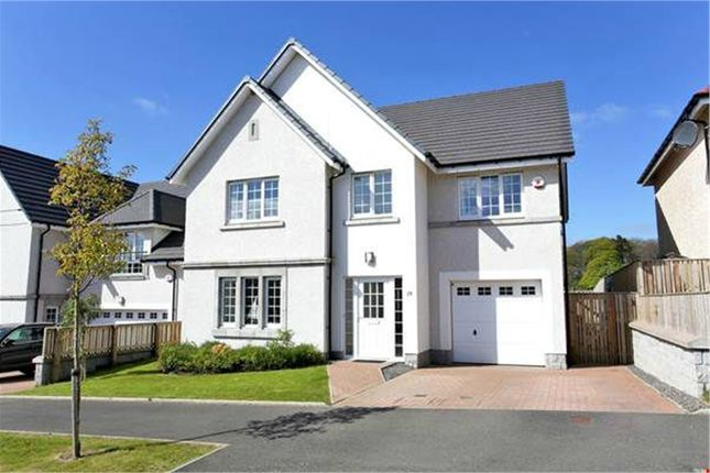 Thumbnail Detached house for sale in Friarsfield Avenue, Cults, Aberdeen