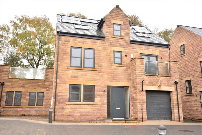 Thumbnail Detached house for sale in Plot 4 Bracken Chase, Bracken Chase, Syke Lane, Scarcroft, West Yorkshire