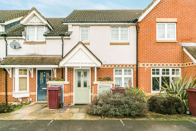 Thumbnail Terraced house to rent in Clonmel Close, Caversham, Reading