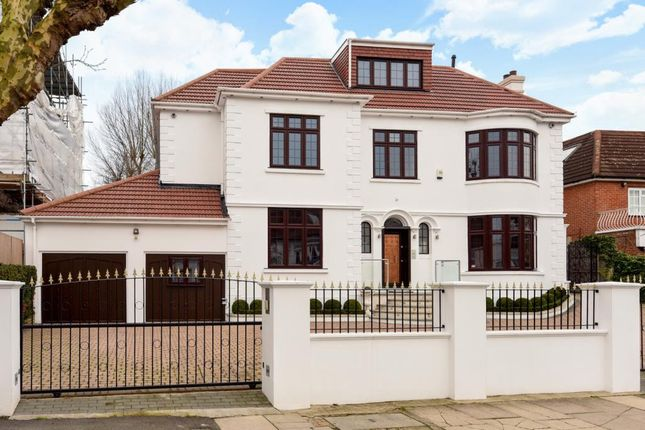 Thumbnail Detached house to rent in Beechwood Avenue, Finchley N3,