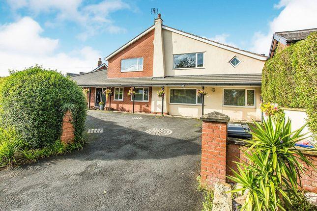 Thumbnail Detached house for sale in Whinfield Lane, Ashton-On-Ribble, Preston, Lancashire