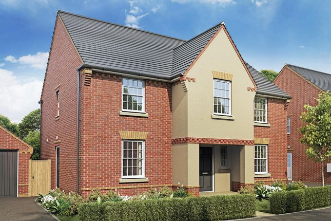"""Thumbnail Detached house for sale in """"Winstone"""" at Pinn Lane, Pinhoe, Exeter"""