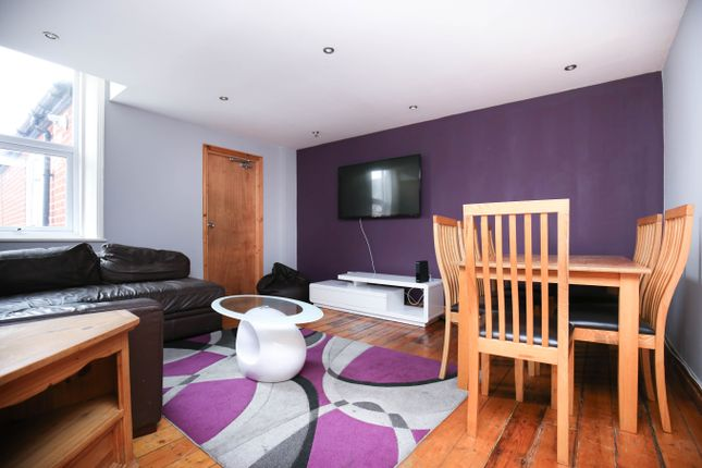 Thumbnail Maisonette to rent in Warwick Street, Heaton, Newcastle Upon Tyne