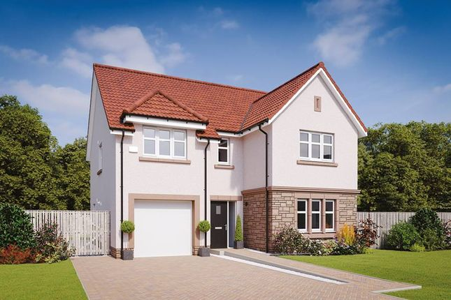 "Thumbnail Detached house for sale in ""The Colville"" at Browncarrick Drive, Ayr"