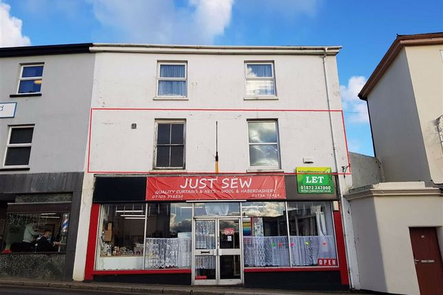 Commercial property for sale in Flat Conversion Opportunity, 7, Grants Walk, St Austell