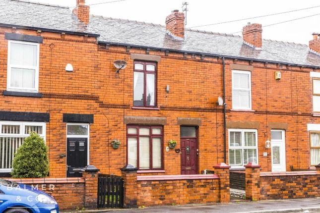 2 bed terraced house to rent in Atherton Road, Hindley Green, Wigan WN2