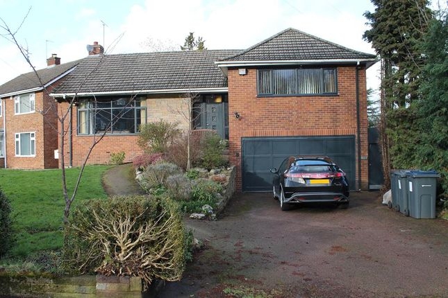 Thumbnail Detached bungalow for sale in The Slieve, Handsworth Wood, Birmingham