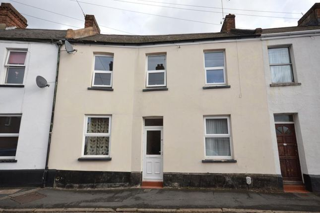 Thumbnail Maisonette to rent in Beaufort Road, Exeter, Devon