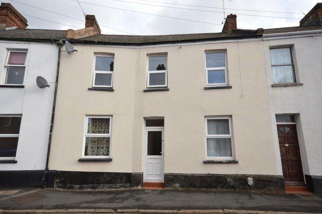 Thumbnail Maisonette to rent in Beaufort Road, Exeter, Devon