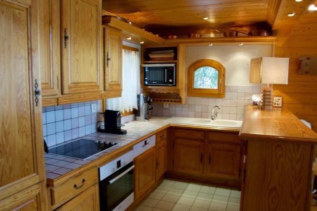 Fitted Kitchen of Méribel Sous Morel, Méribel, French Alps, 73550