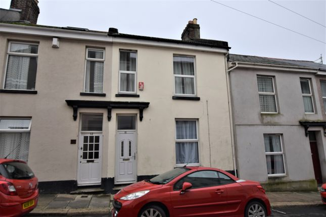 5 bed terraced house for sale in Plym Street, Greenbank, Plymouth PL4