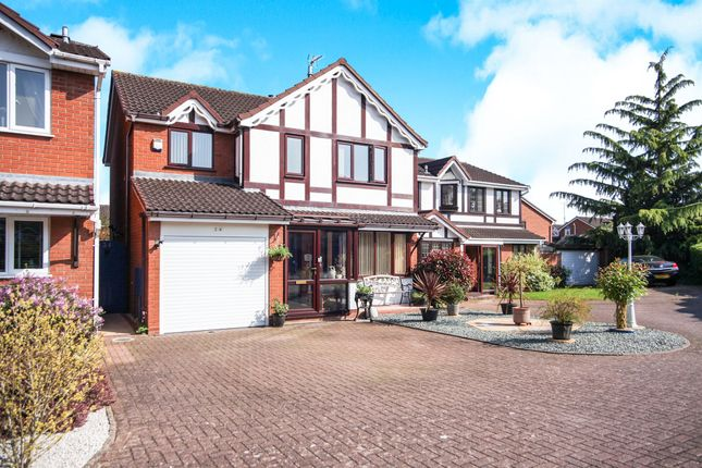 Thumbnail Detached house for sale in Staveley Way, Brownsover, Rugby