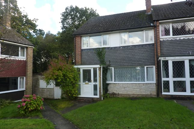 Thumbnail Semi-detached house to rent in Greenfield Crescent, Waterlooville