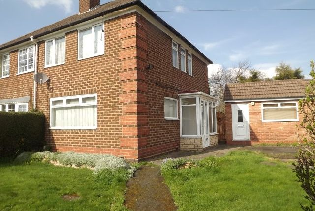 Thumbnail Semi-detached house for sale in Lambeth Road, Great Barr, Birmingham