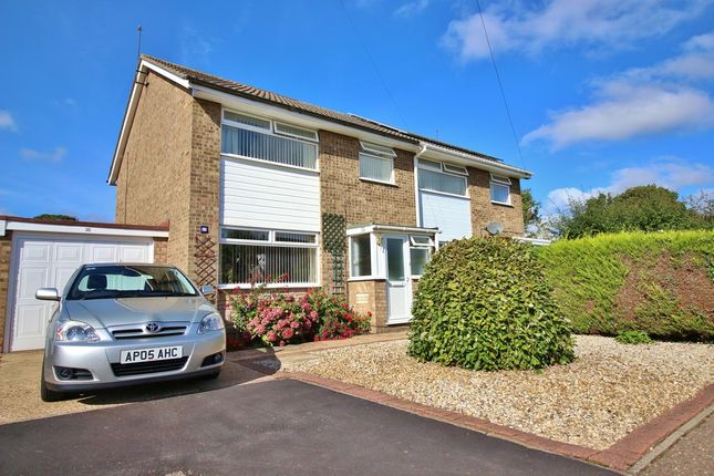 3 bed semi-detached house for sale in Woodham Leas, Old Catton, Norwich