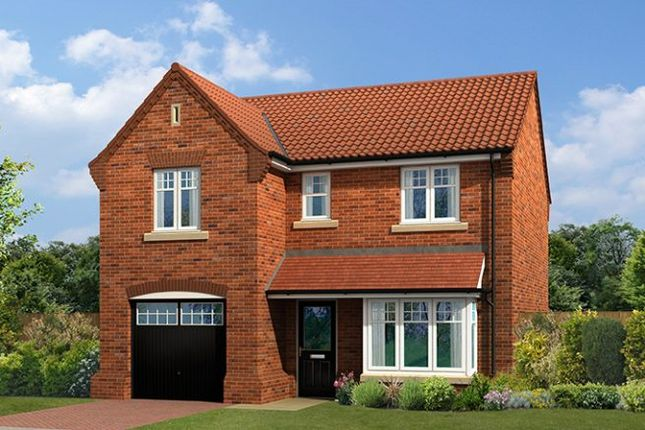 "Thumbnail Detached house for sale in ""The Windsor V1"" at Hockley Crescent, Langthorpe, Boroughbridge, York"