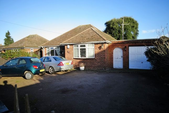Thumbnail Detached bungalow for sale in Exeforde Avenue, Ashford