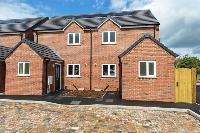 A larger local choice of new homes for sale in Wolverhampton