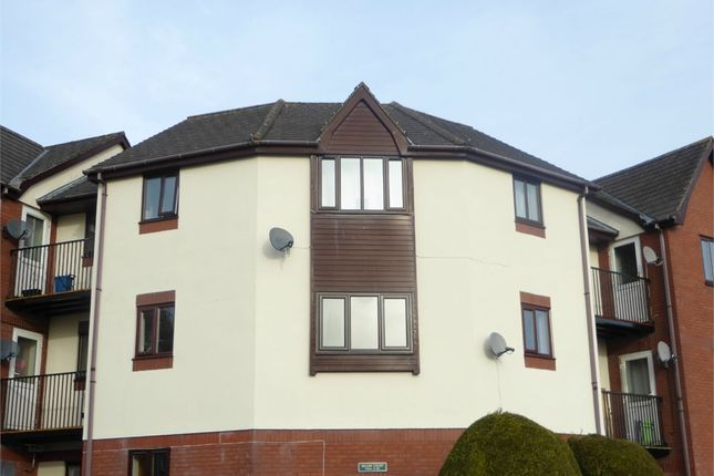 Thumbnail Flat for sale in Meads Court, Bulwark, Monmouthshire